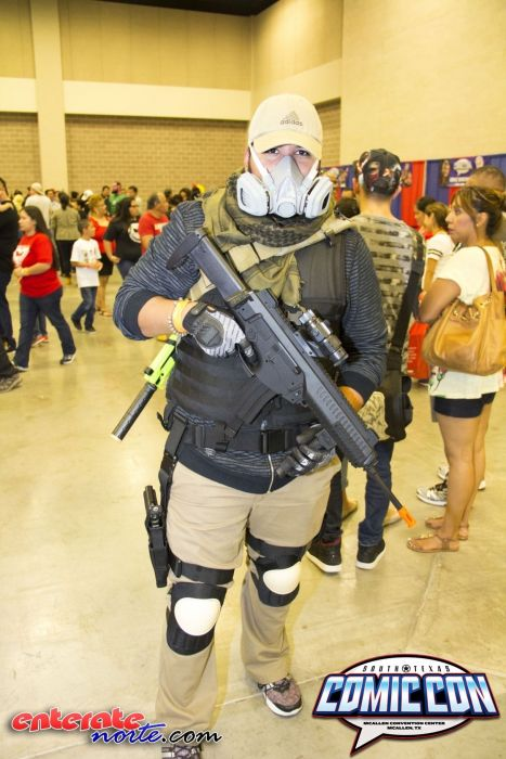South Texas Comic Con 2016