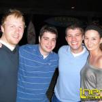 At Claytons Bar - March 05 2012