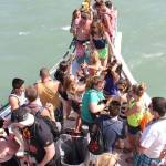 At the Booze Cruise