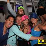 Booze Cruse and Mardi Gras party at Tequila Sunset