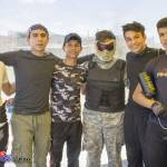 1er. Torneo InterEscuelas de Paintball